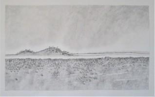 Mongers Lake Diptych 1_75x45 pencil